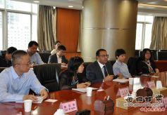 世行检查团对世行贷款甘肃文化自然遗产保护项目年度检查