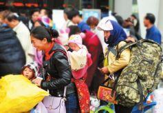 十一期间甘肃省接待游客1540余万人次