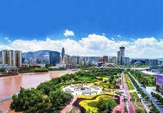 甘肃兰州市入围2017国家园林城市