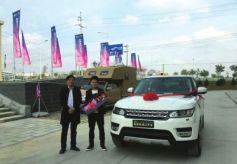 记者探访甘肃省首家完全资质进口汽车分拨中心