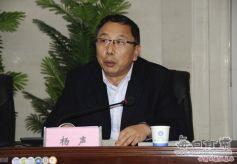 杨声任甘肃工业职业技术学院校党委委员、书记