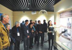 路易·艾黎纪念馆昨日在甘肃省兰州开馆