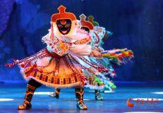 甘肃省民族歌舞团赴美演出预演获得圆满成功