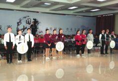 甘肃兰州市国学知识挑战决赛在兰州市第五十五中学举行