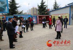 甘肃省天水武山县全力推进文化体育惠民项目建设
