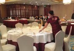 第三届甘肃省旅游星级饭店服务技能竞赛开幕