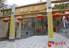 """甘肃舟曲土桥子村:打造""""葡萄庄园""""的美丽藏乡"""