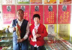 收藏50年 甘肃兰州八旬老人建起红色家庭博物馆