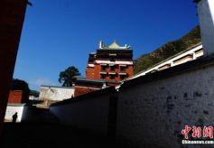 甘肃拉卜楞寺文物保护工程13佛殿完成修缮