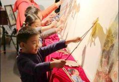 甘肃银川韩美林艺术馆:用皮影戏来探索民间文化