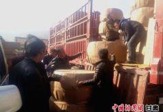 甘肃省文化厅为岷县36个贫困村送文化器材