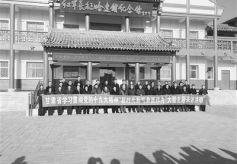 甘肃学习贯彻党的十九大精神大型主题采访活动启动