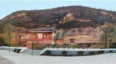 甘肃镇原石空寺:宋代石雕彩绘泥衣造像的传世之作