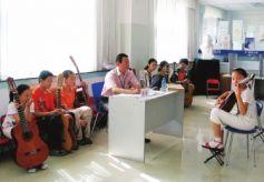 甘肃省音乐考级人数比例跃居全国第一