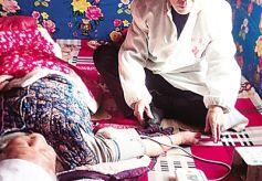 出彩甘肃人:行医17年 他用责任和爱心呵护村民的健康