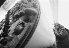 甘肃兰州地铁2号线一期进入盾构施工阶段