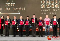 """甘肃省康县""""一镇三村""""再获2017""""中国最美村镇""""殊荣"""