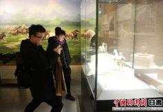 甘肃省张掖市博物馆开馆 展现河西古城四千年文化遗存