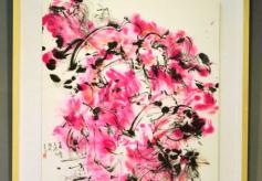 """""""焕彩""""王清州画展在淄博市博物馆开展"""