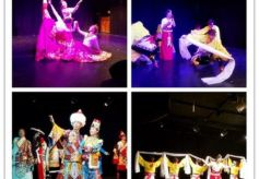 甘肃甘南藏乡文化艺术走进以色列海法港城