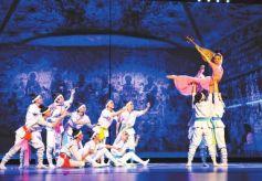 甘肃舞蹈:满目生机