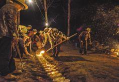 康县雍坝铸铧技艺:犀牛江畔农耕文化的活化石