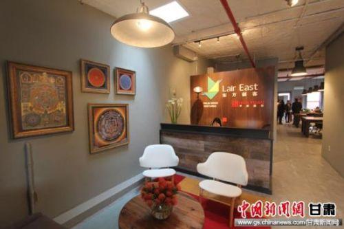 彰显东方文化特色的东方创客。