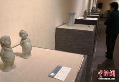 """""""汝州陶瓷艺术作品展""""全国巡展在甘肃兰州首展"""