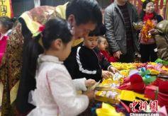 甘肃省兰州200多名幼儿