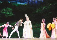 甘肃兰州版芭蕾舞剧《天鹅湖》29日亮相
