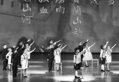 甘肃省第三届春晚录制成功