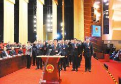 甘肃省十三届人大一次会议近日召开