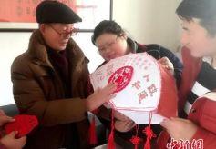 甘肃省兰州西固迎春灯会征800个手工灯笼