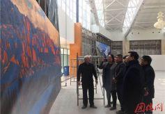 民革甘肃画院与俄罗斯艺术家开展文化交流活动