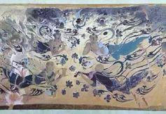 甘肃省天水麦积山石窟艺术首次亮相上海