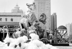 甘肃省各地春节期间文化活动丰富多彩