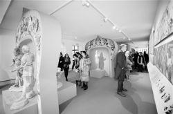 甘肃《丝路明珠:敦煌石窟在威尼斯》在意大利开展