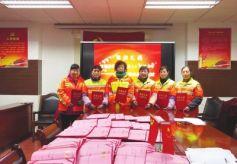 甘肃省兰州市开展道德模范和文明家庭走访慰问活动