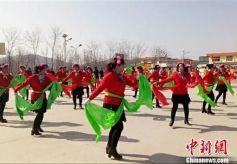 甘肃农村妇女自发文艺创作