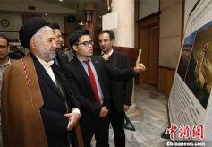 甘肃敦煌壁画展首次在阿富汗举办