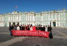 张掖市3位民间艺术家作品被莫斯科国立师范大学永久收藏