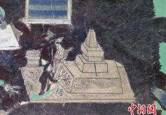敦煌壁画揭秘河西走廊千年酒文化