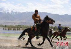 甘肃肃北民族的多姿蒙古风情