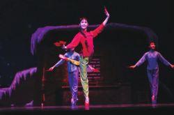 经典芭蕾舞剧《白毛女》轰动金城兰州