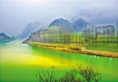 一条发源于甘肃的文化之河西汉水