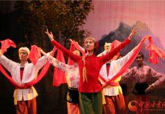 经典芭蕾舞剧《白毛女》燃爆甘肃兰州