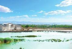 甘肃白银市白银区描绘美丽乡村画卷