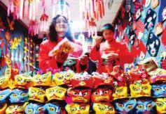 甘肃香包等15个非遗项目入选国家首批传统工艺振兴目录