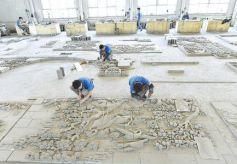 """""""中国砖雕文化之乡""""甘肃临夏州"""