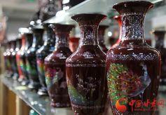 甘肃天水雕漆:传统工艺美术品的惊艳之作